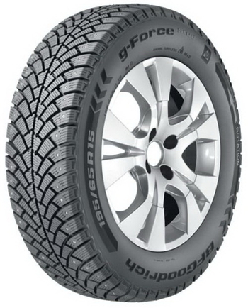 BF Goodrich G-Force Stud Go 195/55 R15 89Q шип XL