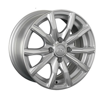 Диск LS WHEELS 786 6 16 4*100 50 60.1 GMF серый