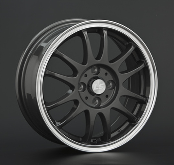 Диск LS WHEELS 785 7 16 5*114.3 45 67.1 GMF серый