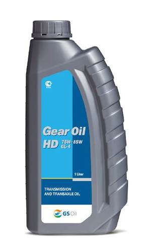 Kixx Gear oil HD GL-4 75W85 п/с 1л.