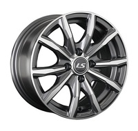 Диск LS WHEELS 786 6 16 4*100 52 54.1 GMF (конус)