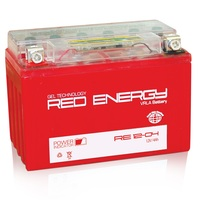 Аккумулятор 4А Red Energy RE12-04 (YB4L-B, YB4L-A, YTX4L-BS)