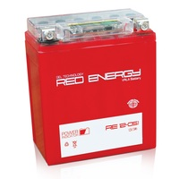 Аккумулятор 5А Red Energy RE12-05.1 (YTX5L-B, 12N5-3B)