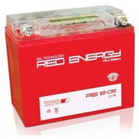 Аккумулятор мото 5А Red Energy DS12-05 (YTX5L-BS, YTZ7S)