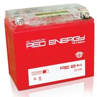 Аккумулятор мото 14А Red Energy DS12-14 (YTX14-BS, YTX14H-BS, YTX16-BS, YB16B-A)