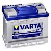 Аккумулятор 52A Varta Blue Dynamic обр. 552400