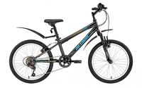 Велосипед Forward Altair MTB JR 20Disc 6ck p11 серый