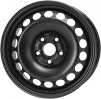 Диск Magnetto 15005 6 15 5*112 47 57.1 Black VW Jetta