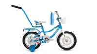 Велосипед Forward Funky Girl 14 голубой