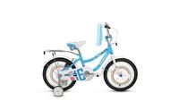 Велосипед Forward Funky Girl 16 голубой