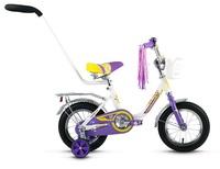 Велосипед Forward Racing Girl 12 1ck белый