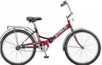 Велосипед Stels Pilot 710 24 р16 красный/чёрный