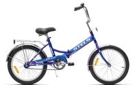 Велосипед Stels Pilot 710 24 р16 синий