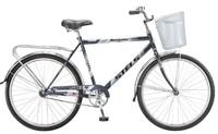 Велосипед Stels Navigator 210 Gent 26 р19, хаки