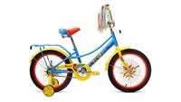 Велосипед Forward Azure 18 оранжевый