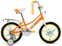 Велосипед Forward Azure 16 оранжевый
